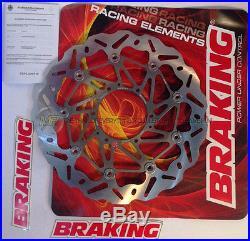 For Suzuki Gsf Bandit 1200 1998 98 Front Brake Disc Wave Braking Sk2 Floating