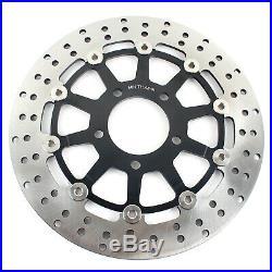 For Suzuki SV 650 S 2003-2015 GSX 600 750 F 2004-2006 Front Brake Discs Disks
