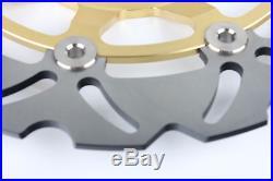 Front Brake Disc Disk GSXR 400 GSX400F 88 89 GSX400 Impulse RF400R RF400RV 96 97