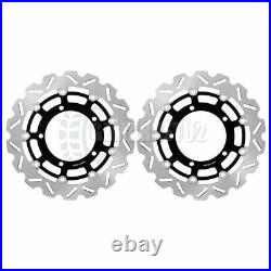 Front Brake Disc Rotors For Suzuki GSF1250 BANDIT S 2011-2012 S ABS 2011-2016