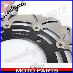 Front Brake Discs 4 Suzuki BANDIT GSF 650 1200 1250 GSX 650F 1250 FA SA GSR 750