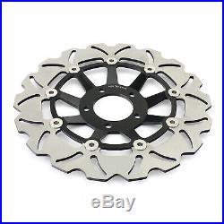 Front Brake Discs Disks For GSF 1200 Bandit 95-05 GSF1200 Bandit S 96-05 RF900R