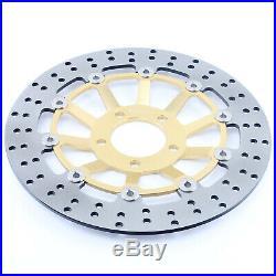 Front Brake Discs Disks For GSF 250 Bandit 01-06 RGV250 Gamma GSX750 GSX-R 400 R