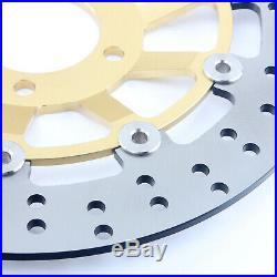 Front Brake Discs Disks For GSF 250 Bandit 01-06 RGV 250 Gamma 91-96 GSX-R400R