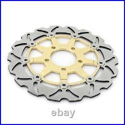 Front Brake Discs Disks For GSF 650 S Bandit 05 06 SV 650 S 03-15 VLR 1800 07-13