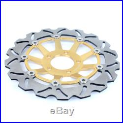 Front Brake Discs Disks For RGV250 Gamma 91-96 GSX 750 GSF 250 Bandit GSXR 400 R