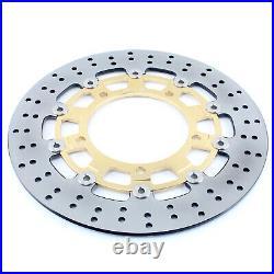 Front Brake Discs Disks For SUZUKI GXR 600 06-10 GSR 750 11-16 GSX 1300 R 08-17