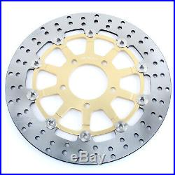 Front Brake Discs Disks For SV 650 S GSX 600 750 F GSF 650 /S Intruder 1500 1800