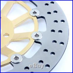 Front Brake Discs Disks For Suzuki GSF 1200 Bandit S 96-05 RF900RR GS 1200 SS Z