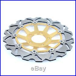 Front Brake Discs Disks For Suzuki GSF 250 Bandit GSX750 GSXR400R RGV 250 Gamma