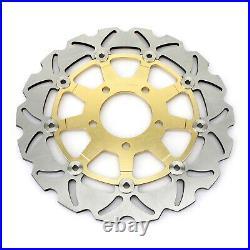 Front Brake Discs Disks For Suzuki GSF 650 Bandit 04-06 GSX 600 F Katana SV650 S