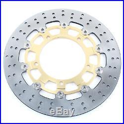 Front Brake Discs Disks For Suzuki GSX 1300 R 08-17 GSF 650 1200 1250 Bandit / S