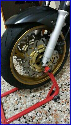 Front Brake Discs Disks GSX1300R HAYABUSA 08-17 16 15 14 GSR 400 600 750 / ABS