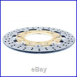 Front Brake Discs Disks GSX1300R Hayabusa 08-17 09 10 11 GSR 400 600 750 / ABS