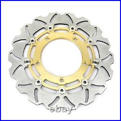 Front Brake Discs Disks GSX1300R Hayabusa 08-17 GSR 400 600 GSR 750 / ABS 11-16