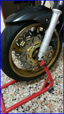 Front Brake Discs Disks GSX 1250 FA 10-16 ST Traveller GSF 650 1200 1250 Bandit