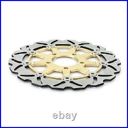 Front Brake Discs Disks Pads For GSF 650 Bandit S K5 K6 05 06 SV 650 / S 03-10