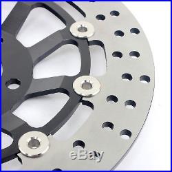 Front Brake Discs Disks Pads GSF 600 Bandit / S K1 K2 K3 K4 GSX 750 F SV650S Set