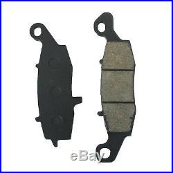 Front Brake Discs Disks + Pads GSX750F Katana 98 99 00 01 02 GSF 600 Bandit / S