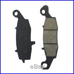 Front Brake Discs Disks + Pads GSX750F Katana GSF 600 / S Bandit SV 650 S K1 K2