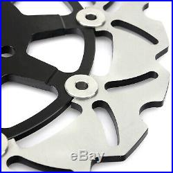 Front Brake Discs Disks Pads for Suzuki GSF650 Bandit 05 06 SV650S 03-09 GSX750F