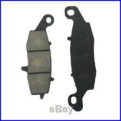 Front Brake Discs Disks Pads for Suzuki GSF650 Bandit S ABS K5 K6 SV650S GSX750F