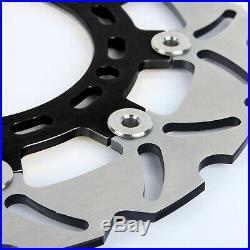 Front Brake Discs Disks SFV 650 Gladius SV 650 S GSF 650 Bandit ABS SV650X ABS