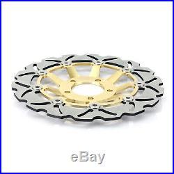 Front Brake Discs Disks SV 650 S 99-02 RF600R 93-98 GSX750 89-92 RF 400 R RV 96