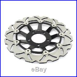 Front Brake Discs Disks Suzuki RGV250 GSX 600 750 F RF 600 400 R GSX400 Impulse