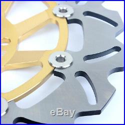 Front Brake Discs Disks for GSF 250 Bandit 01-06 GSX 750 GSX-R400R RGV 250 Gamma