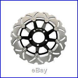 Front Brake Discs Disks for RGV250 88 89 90 RF600R RF 400 R RV GSX 400 F GSX 750