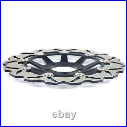 Front Brake Discs Disks for Suzuki GSF250 Bandit 01-06 GSX-R 400 R RGV 250 Gamma