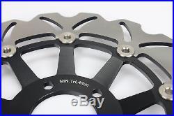 Front Brake Discs For SUZUKI GSF 1200 Bandit S GSX 1200 FS Inazuma GS 1200 Z SS