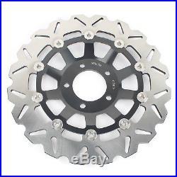 Front Brake Discs For SUZUKI GSF 250 Bandit 01-06 GSX 750 GSX-R 400 90-95 RGV250