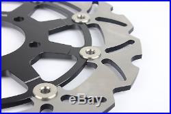 Front Brake Discs For SUZUKI GSF 650 Bandit ABS / S GSX 600 F Katana SV SV-S 650