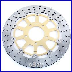 Front Brake Discs For SUZUKI GSF 650 Bandit S ABS SV 650 S GSX 600 F Katana NEW