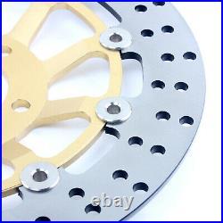 Front Brake Discs Pad For GSF 600 Bandit S 00-04 SV650 99-02 GSX 600 750 F 98-03