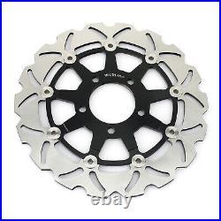 Front Brake Discs Pads For Suzuki GSF 650 S Bandit 05 06 SV 650 S 03-15 GSX750F