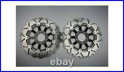 Front Brake Discs Pair 310mm SUZUKI GSF BANDIT 1200 N GSF BANDIT-1200N 2001-2005