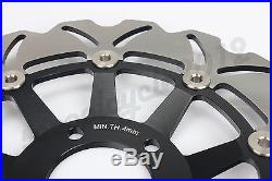 Front Brake Discs Rotor for Suzuki RF900 GSF BANDIT 1200 GS SS K1 K2 GSX INAZUMA