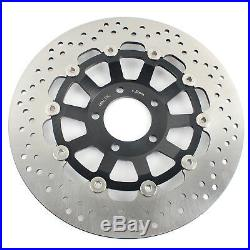 Front Brake Discs Rotors Disk Pads For Suzuki GSF 1200 Bandit / S 01 02 03 04 05