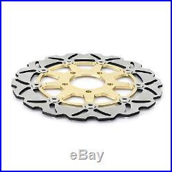 Front Brake Discs Rotors Disks For GSF 650 Bandit S / ABS GSX 600 F Katana 03-06