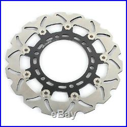 Front Brake Discs Rotors Disks For Suzuki SV SV-S 650 /ABS SFV 650 Gladius / ABS