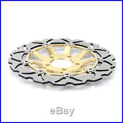 Front Brake Discs Rotors For GSX 600 750 F Katana 89-03 RF 600 400 R RV RGV250
