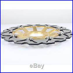 Front Brake Discs Rotors GSX 600 750 F Katana 89-03 GSX750 RF600R 93-98 RGV 250