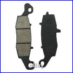 Front Brake Discs Rotors Pads for GSF 650 Bandit S ABS SV 650 S GSX750F K4 K5 K6