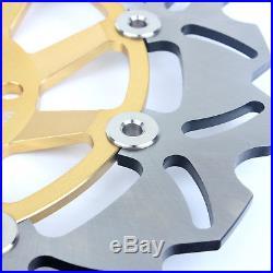 Front Brake Discs Rotors RGV GAMMA 250 91-96 GSXR 400 R GSF 250 Bandit 01-06 Set