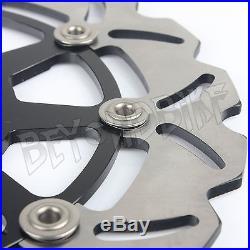 Front Brake Discs Rotors Set 4 GSX600F Katana 03 04 05 06 SV650S 11 12 SV 650 09