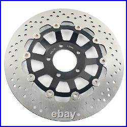 Front Brake Discs and Pads for Suzuki RF900 RT/RV/RW GSF 1200 S Bandit 1996-1999