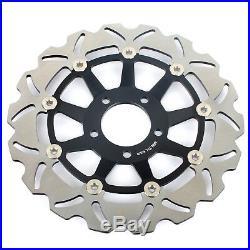 Front Brake Disks Discs For GSF250 Bandit 01-06 GSX 750 GSX-R 400 R RGV250 GAMMA